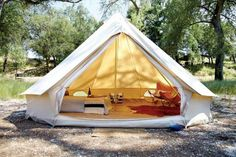 """Get Into """"Glamping"""" with SF-Based Shelter Co. 