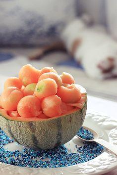 Melone Watermelon, Fruit, Food, Dekoration, Essen, Meals, Yemek, Eten