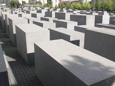 Monumento al Holocausto Judío - Berlín - Alemania