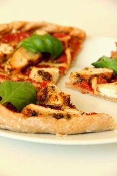 Calzone, Vegetable Pizza, Cake Recipes, Clean Eating, Vegetables, Healthy, Food, Pizza, Diet