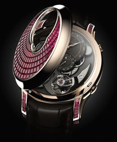 """Romain Gauthier Logical One Secret Is Not So Logical After All - by David Bredan - See and read more on aBlogtoWatch.com """"A bit over a year ago Romain Gauthier released the Logical One, his most complicated and most expensive watch thus far. In fact, it was so extraordinary that it went on to win the prize for the Best Men's Complications Watch at the 2013 Grand Prix d'Horlogerie de Genève, defeating pieces from Greubel Forsey, Hublot Genève, Montblanc and others..."""""""