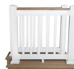 Best Pvc Railing Panel Railing System From Menards 49 99 400 x 300