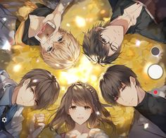 Mystic Messenger Memes Discover Art by Art by Couple Amour Anime, Couple Anime Manga, Anime Love Couple, Cute Anime Couples, Cool Anime Guys, Handsome Anime Guys, Anime Couples Drawings, Hipster Drawings, Couple Drawings