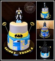 Batman Cake Collage! | Yummy Treats by Yane | Flickr
