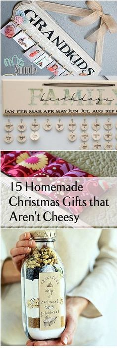 39 creative diy gifts to make for mom pinterest creative photos