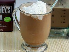 50 calorie Iced Cafe Mocha