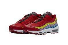 Nike Air Max 97 Wild West In Parachute Beigeuniversity Red thunderstorm light Armory Blue sail