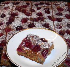 Vločkový koláč s ovocím (fotorecept) Meatloaf, French Toast, Cooking, Breakfast, Food, Whole Wheat Flour, Quick Cake, Sugar, Baking Soda