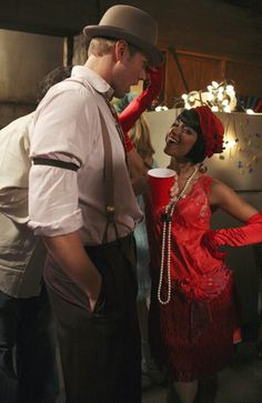 Fancy dress ideas for the guys and dolls?