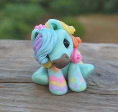 Rainbow Sugar - Wee pony 2017