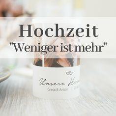 The 71 Best Hochzeit Inspiration Weniger Ist Mehr Images On