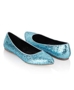 EPIC WANT. Glittered Ballet Flats | FOREVER21 - 2000046919