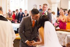 Zoe & Josh - You may now kiss the bride