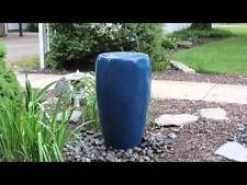 EasyPro Tranquil Decor Fountain - Tall Smooth Vase In-Ground Kit