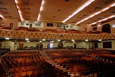 Thomas Jefferson High School San Antonio,  Texas - School Auditorium