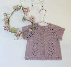 Strik til baby Archives - susanne-gustafsson. Knitting For Kids, Baby Knitting, Chrochet, Baby Sewing, Baby Dress, Little Ones, Knitting Patterns, Baby Kids, Knit Crochet