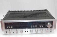 VINTAGE KENWOOD MODEL KR-7600 AM FM STERO TUNER AMPLIFIER VERY NICE #Kenwood