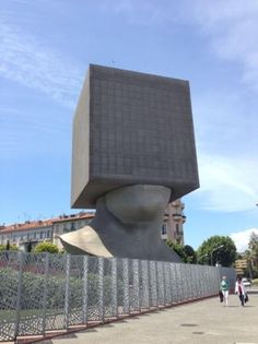 La Tete Carree, Nice, France