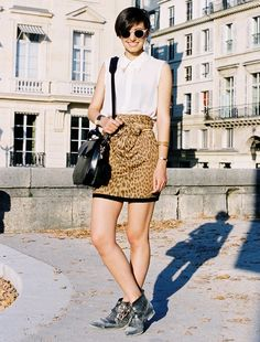 Street Style Round Up: With Vanessa Jackman - Celebrity Style and Fashion from WhoWhatWear