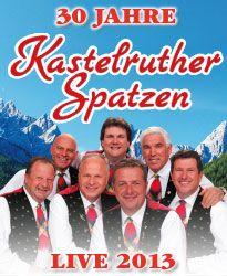 Kastelruther Spatzen - 30 Jahre live