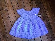 Robe toutes tailles crochet facile Dress crochet easy all sizes 1 Crochet Kids Scarf, Crochet Baby Pants, Crochet Baby Cocoon, Crochet Headband Pattern, Crochet Cardigan, Crochet For Kids, Easy Crochet, Knit Crochet, Lace Short Outfits