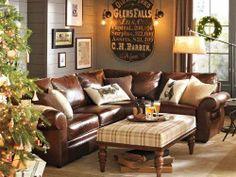 Espacios que reunan y sean testigos de grandes momentos en familia. [American Leather] #Hogar #Interiores #AmericaLeather