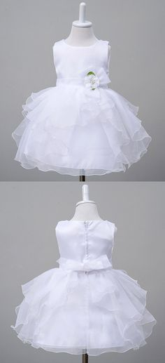 Only $31.9, Cheap Flower Girl Dresses Satin Organza Toddler Flower Girl Dress With Sash for Baby #QX-48 at #GemGrace. View more special Flower Girl Dresses,Cheap Flower Girl Dresses now? GemGrace is a solution for those who want to buy delicate gowns with affordable prices, a solution for those who have unique ideas about their gowns. Click to shop now!