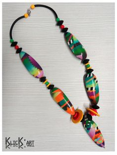 Clay for Your Neck – Polymer Clay
