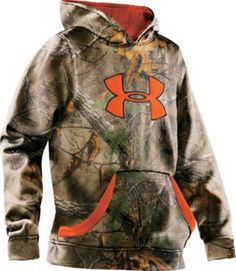 Under Armour® Youth Big Logo Hoody #CabelasWishList