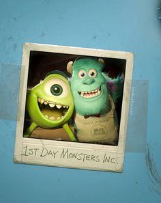 walt disney presents Disney Pixar, Walt Disney, Disney Monsters, Disney Animation, Disney And Dreamworks, Disney Magic, Disney And More, Disney Love, Monsters Inc Quotes