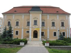 Slovakia, Galanta - Renaissance mansion