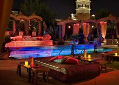 cabanas of luxury | Image: TAO Beach at the Venetian, Las Vegas
