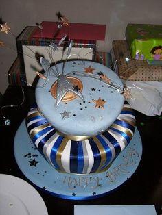 Incredible Star Trek Birthday Cakes & Party Ideas
