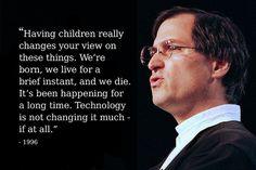 Steve Jobs Childen Quote