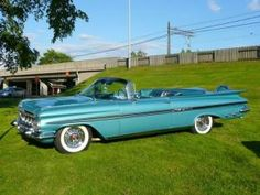 1959 Impala by queen