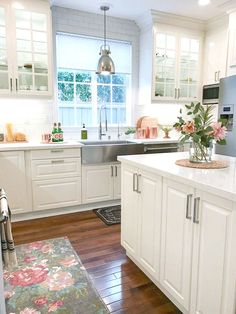 Kitchen Cabinet Design - CHECK THE PIC for Many Kitchen Cabinet Ideas. 77239264 #cabinets #kitchenstorage