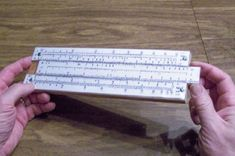 Making Your Own Slide Rule