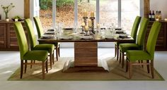 Square Dining Table For 8 Canada