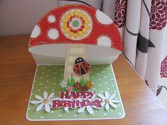 jiminy japes: Whimsical Toadstool Birthday!.....