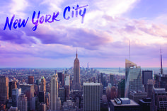 """Wake up in the """"City that Never Sleeps""""! Learn more about our New York City Long Weekend Vacation"""