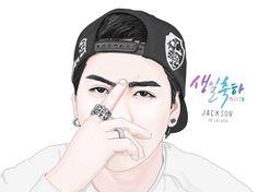 Jackson GOT7 #Jackson #JacksonWang #잭슨 #王嘉爾 #GOT7Jackson #GOT7 #갓세븐