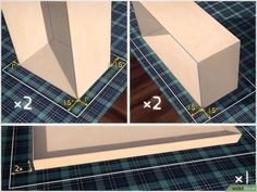 How to Cover a Shoebox: 15 Steps (with Pictures) - wikiHow Paper Glue, Diy Paper, Fabric Markers, Small Bottles, Burlap Ribbon, Glue Crafts, Box With Lid, Paper Cover, Covered Boxes
