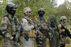 Special Operations Forces by The U.S. Army, via Flickr