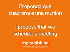 Espanglishing | free and shareable Spanish lessons = lecciones de Inglés gratis…