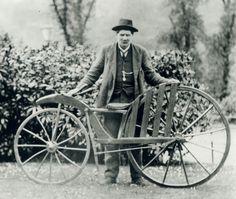 Gavin Dalzell bicicleta