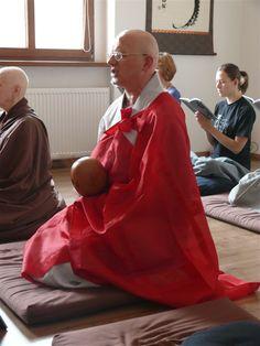 Polski mnich zakonu Taego
