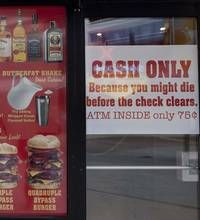Customer dies of heart attack at the Heart Attack Grill in Vegas