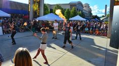 Go to Market Faire all Summer at the Promenade in Redding California, Thursdays in the afternoon. FREE