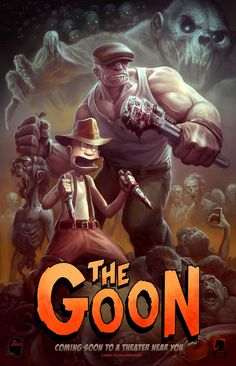 The Goon - Movie Posters