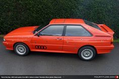 """1983 Audi """"ur"""" quattro from Ashes to Ashes"""